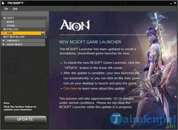 NCsoft Launcher