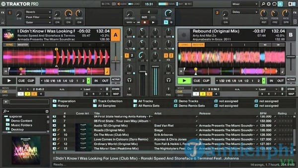 Traktor Pro for Mac