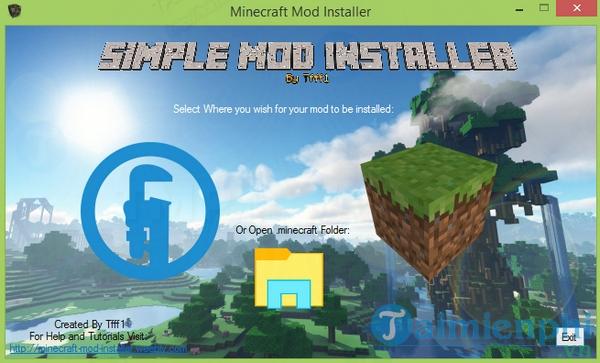 Minecraft Mod Installer