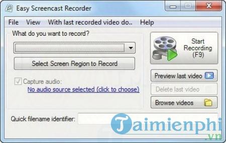 Easy Screencast Recorder Portable