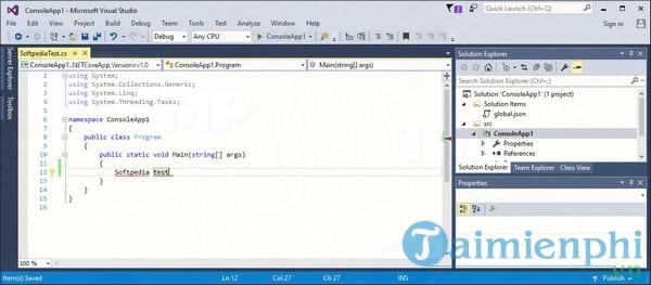 Microsoft .NET Core