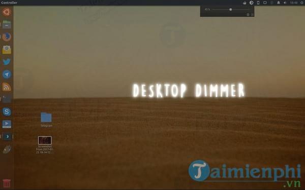 Desktop Dimmer