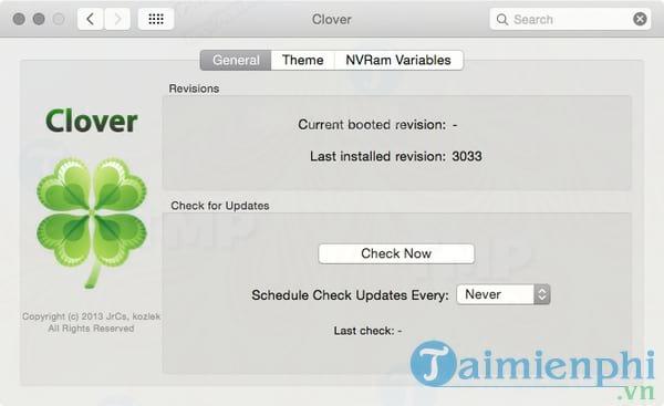 Clover EFI for Mac