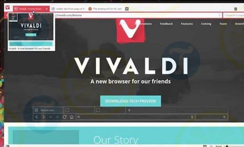 Vivaldi for Linux
