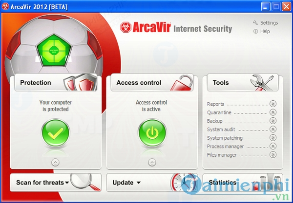 ArcaVir Internet Security