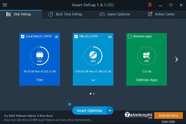 download Smart Defrag