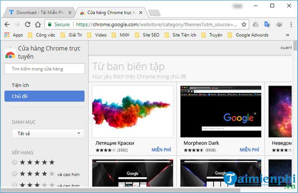 Google Chrome, tải Chrome 76, lướt web nhanh, bảo mật -taimienphi vn