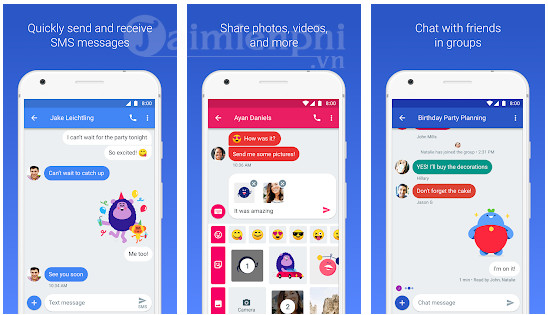 download android messages