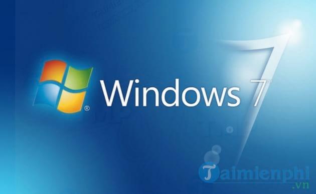 Windows 7 Những tính năng hữu ích