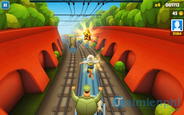 Subway Surf 3D