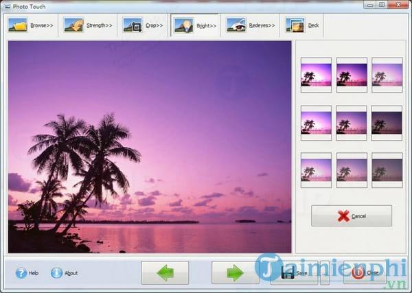 A PDF Photo Touch