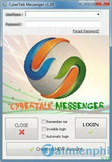 CyberTalk Messenger