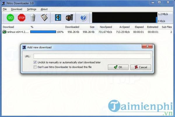 Nitro Downloader