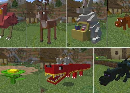 AnimalBikes Mod