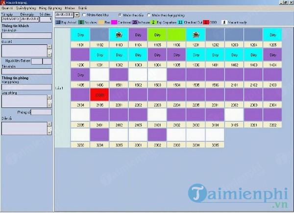 Phần mềm quản lý khách sạn INTELIO WAVE