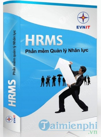Phần mềm quản lý nhân lực EVNICT