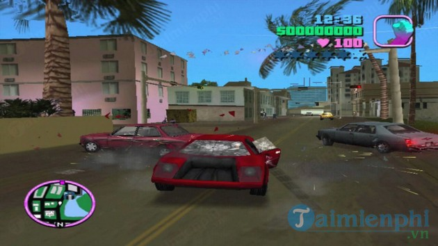 GTA Vice City cho Mac