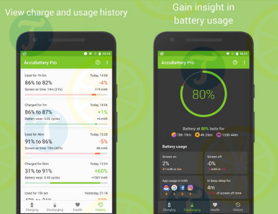 download accu battery cho android