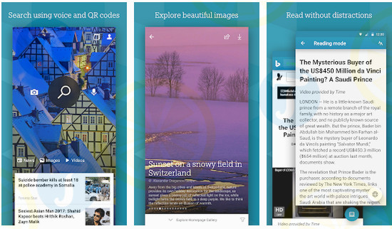 download bing search