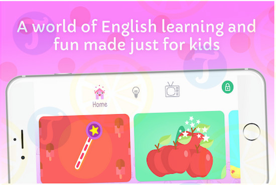 download hello english kids