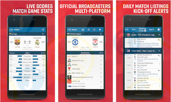 download live soccer tv