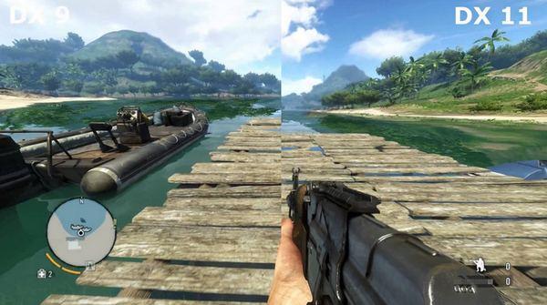 Download DirectX - Xử lý hình ảnh đồ họa, âm thanh trên các video, trò