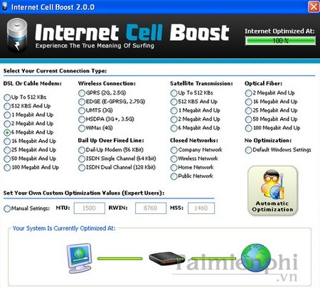 download internet cell boost