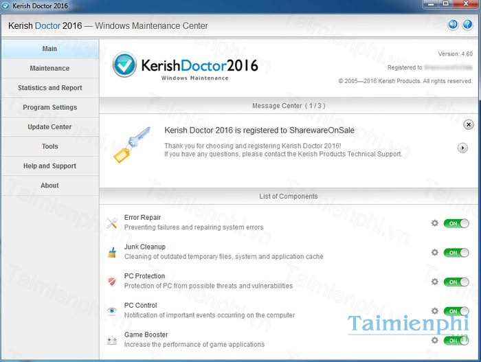 download kerish doctor