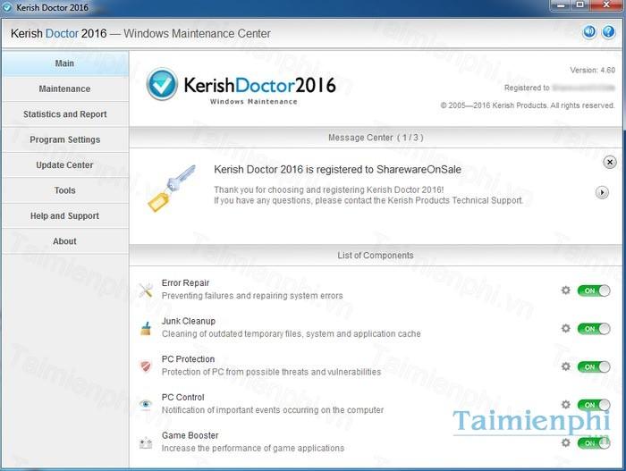 download kerish doctor
