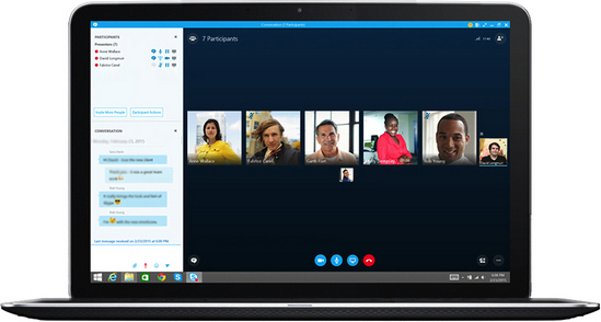 download skype for business