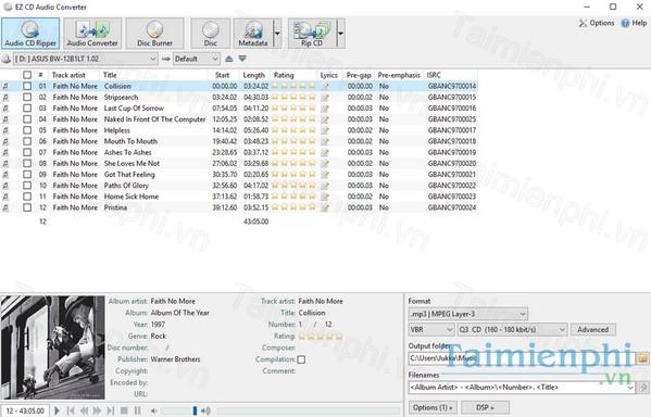 download z cd audio converter
