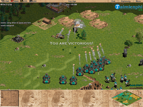 Download AOE - Game Đế Chế, Age of Empires 1 0, 2 0, 3 0