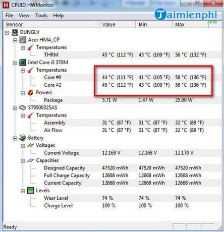 Cpuid hardware monitor download | CPUID HWMonitor Pro 1 33 Plus Full