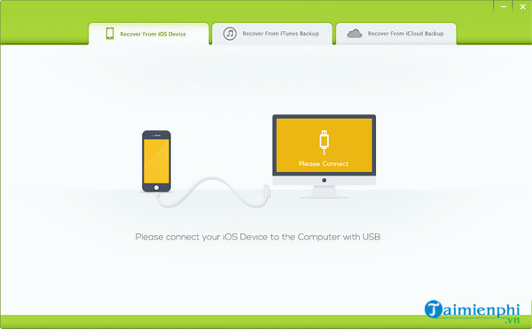 tai Data Recovery for iPhone