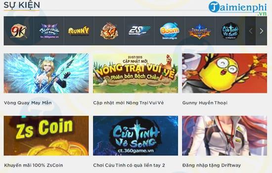 Download 360Play - Phần mềm Hỗ trợ chơi game online miễn phí