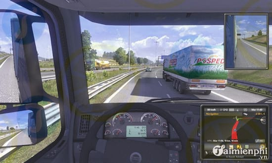 Download Euro Truck Simulator 2 1 35 1 31 - Game mô phỏng