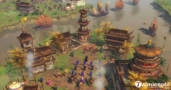 Tai age of empires iii