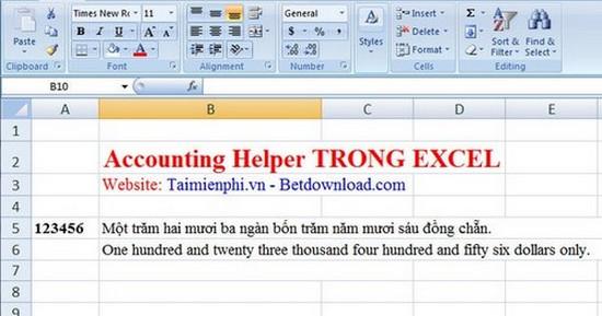 tai accounting helper
