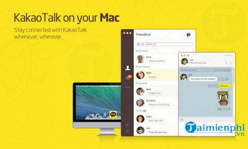 download kakaotalk messenger for mac