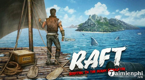 Download Game Raft 2021 - Game sinh tồn giữa biển khơi 1