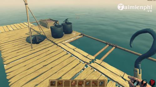 Download Game Raft 2021 - Game sinh tồn giữa biển khơi 2