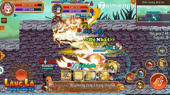 Tải Làng Lá Phiêu Lưu Ký Mobile cho iPhone, Androidx Lang-la-2