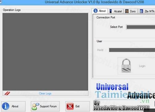 universal advance unlocker