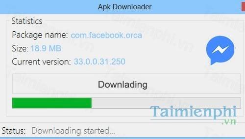 Download Apk Downloader 1 1 - Hỗ trợ download các ứng dụng cho Android
