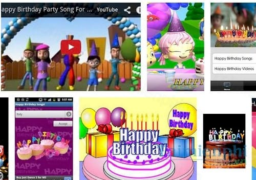 happy birthday song for android