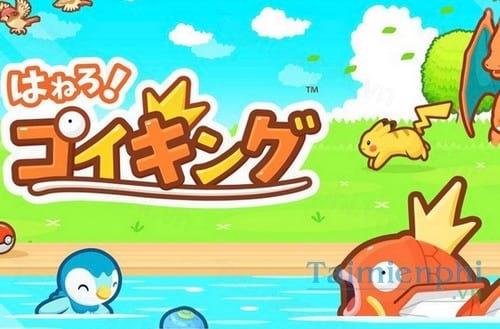 pokemon magikarp jump cho android