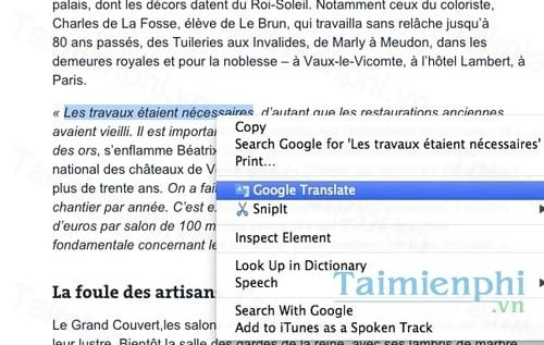 google translate for opera