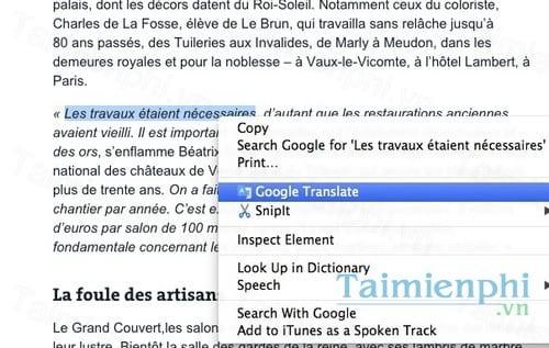 google translate for opera