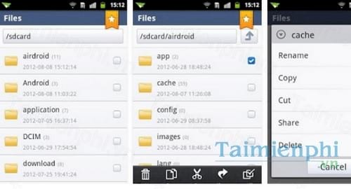 file manager from sand studio