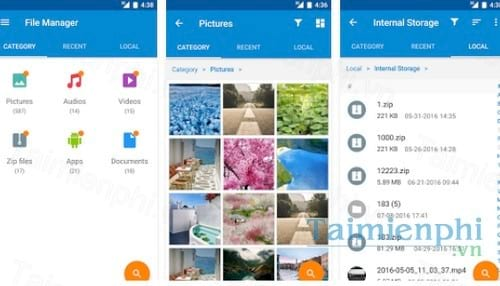 moto file manager for android